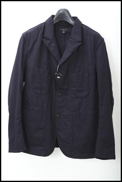 Engineered Garments  BEDFORD JACKET - Uniform Serge