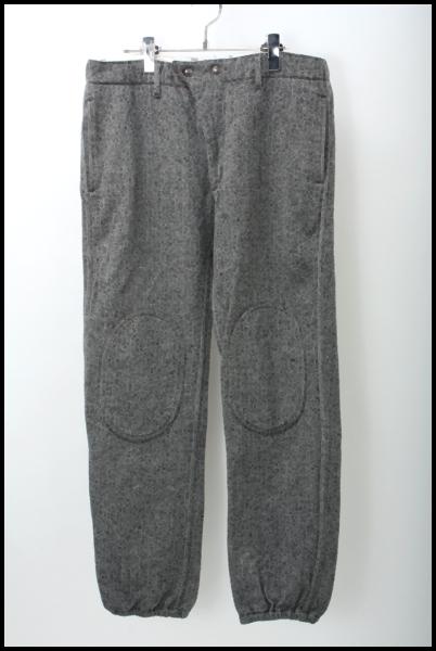 Engineered Garments 12AW ヘリンボーンウール E-1パンツ
