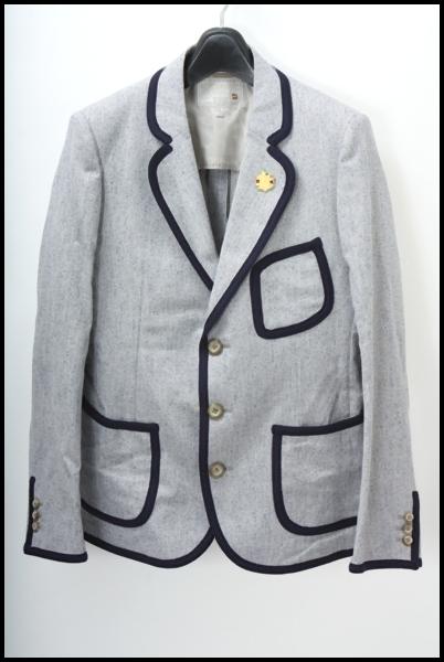 A (LeFRUDE)E 14SS パイピングジャケット