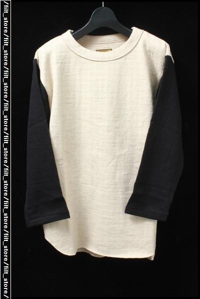 2tacs ベースボールTシャツ
