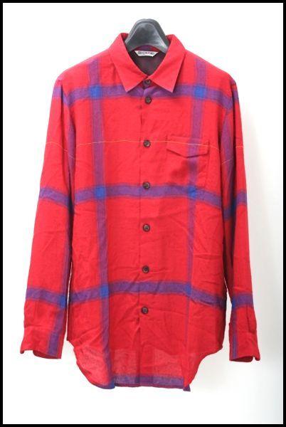 BED JW FORD ANARCHYシャツ
