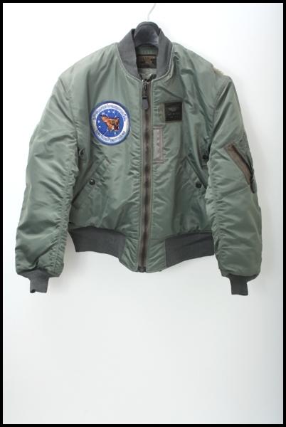 Buzz Rickson's カスタムMA-1フライトジャケット