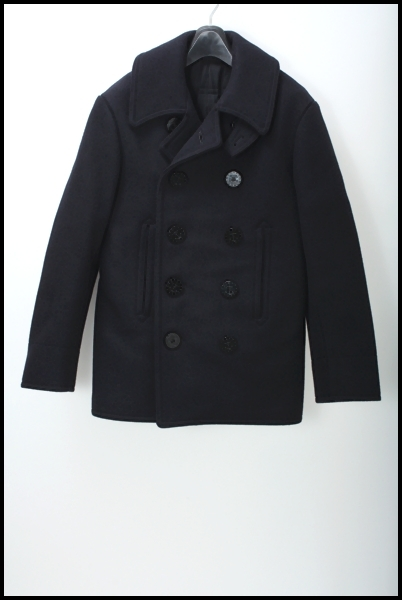 Buzz Rickson's NAVAL CLOTHING FACTORY 1910MODEL Pコート