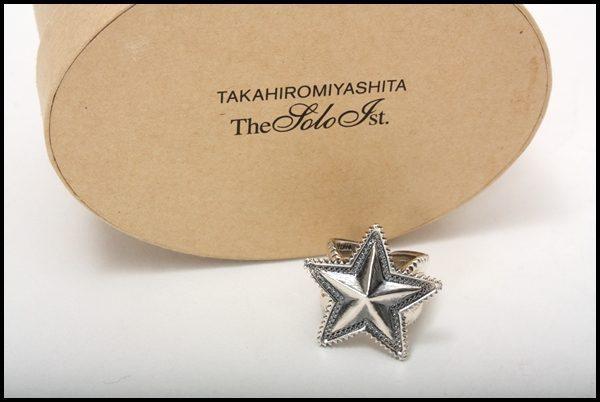 TAKAHIRO MIYASHITA TheSoloIst コディーサンダーソン スターリング