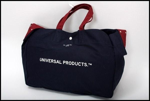 UNIVERSAL PRODUCTS 2wayニュースペーパーバッグ