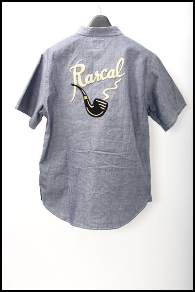 GANGSTERVILLE シャンブレーシャツ