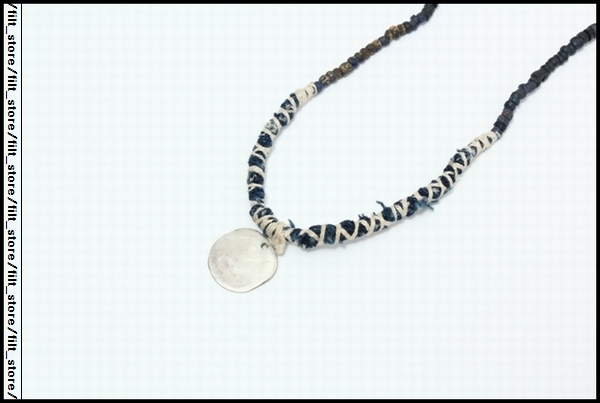 VISVIM TRADE BEADS NECKLACE