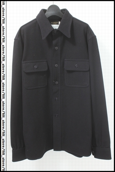 ATLAST & CO(time worn clothing/BUTCHER PRODUCTS) CPOシャツジャケット