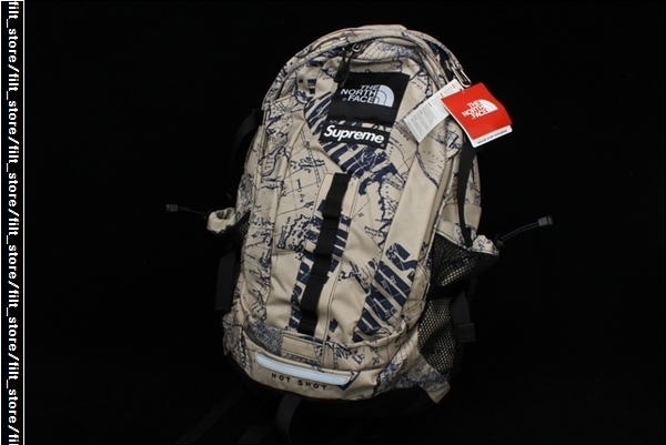 SUPREME ×NorthFace12SS Hot Shot Backpack