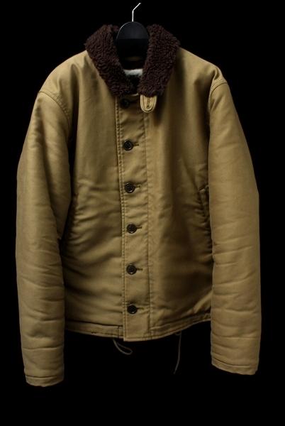 TENDERLOIN T-1 デッキジャケット