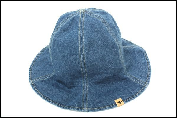 visvim TULIPA HAT DENIM