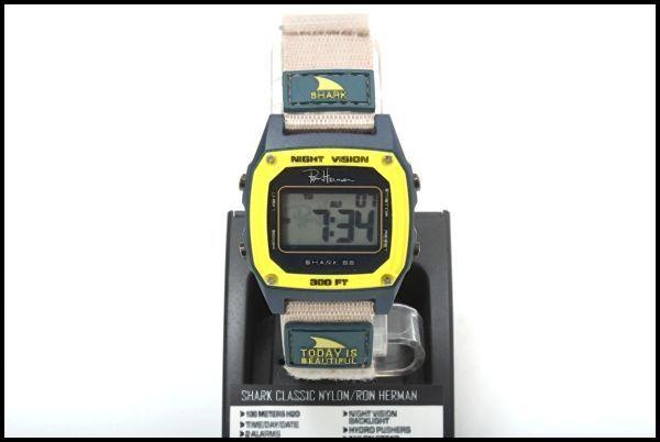 Ron Herman 別注シャークSHARK腕時計