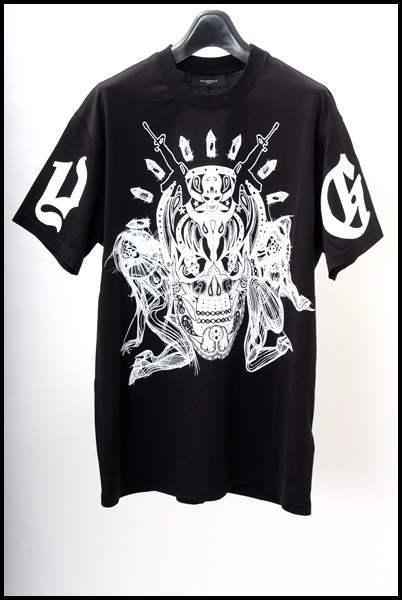 GIVENCHY 14AWオーバーサイズTシャツ