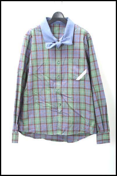 PHINGERIN フランネル チェックシャツ