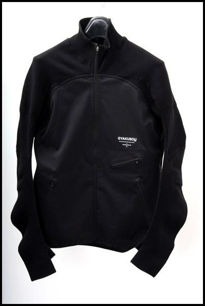 GYAKUSOU Engineered Knit Sleeve Jacket ジャケット