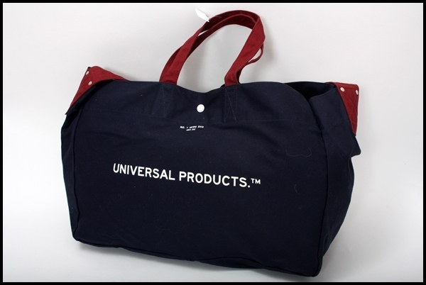 UNIVERSAL PRODUCTS 2wayニュースペーパーバッグ