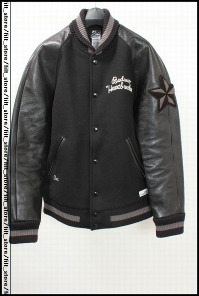 BEDWIN & THE HEARTBREAKERS 09AW JERRYスタジャン