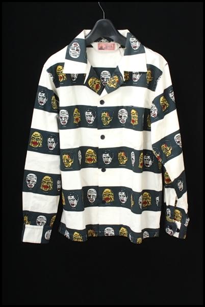 WEIRDO 囚人モンスターシャツ